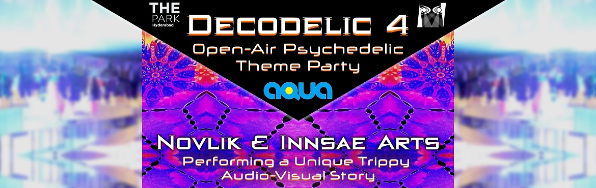 Book Online Tickets for Decodelic 4 Open Air Psychedelic Theme P, Hyderabad. Decodelic parties are the talk-of-the-town & the only way to know why, is to experience the mind-isolating magic that we create for you, right in the heart of the city! With each party, something new is introduced to the scene and in Decodelic 4,