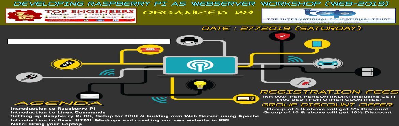 DEVELOPING RASPBERRY PIAS WEB SERVER
