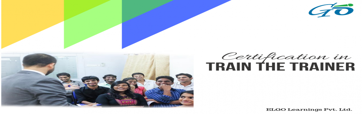 Book Online Tickets for Certification in TTT , Chennai.  Certification in TTT is a professional certification for young trainers. This course also helps you to understand how to make money immediately after the program.