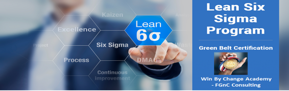 Book Online Tickets for Lean Six Sigma Green Belt Certification , Mumbai. Discover how change competency can create success for individuals and team even if you do not have any prior background or specialist aligned.  Five reasons why every individual need to be trained on lean and six sigma:? 1. Process and data analytics