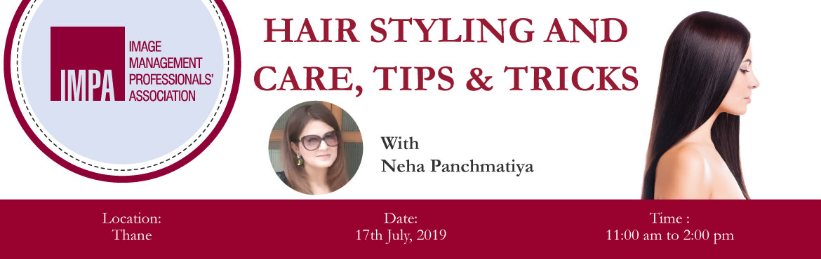 Book Online Tickets for Hair Styling and Care Tips and Tricks, Thane. About Neha Panchmatiya  Neha Panchmatiya is the co-owner and personal style consultant at THE MAKEOVER STUDIO. She has over 7 years of experience of which 4 years has been as a styling head in Guapisima Family Salon and 3 years as a business own