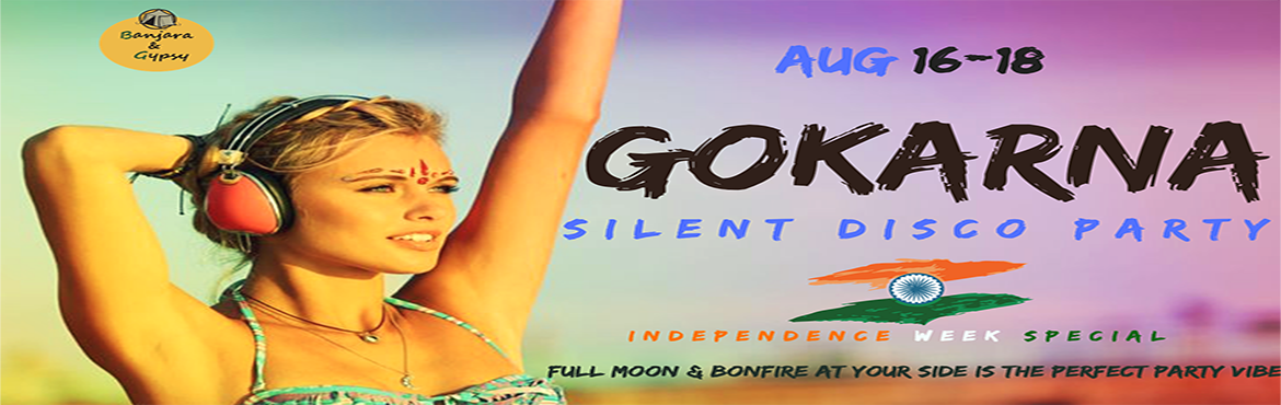 Book Online Tickets for Silent Disco Party at Gokarna , Gokarna. Gokarna is amazing but Silent Disco Party at Gokarna is something out of the world, this is one of best parties liked by youngsters and we are bringing another edition just for you to enjoy this unexplored beach, filled with the scenic beauty of ocea