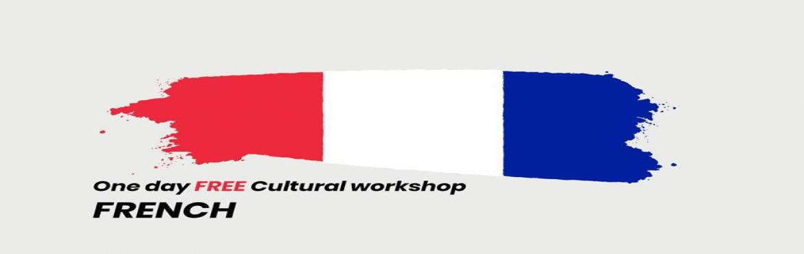 Book Online Tickets for Free French Workshop, Bengaluru.  Forefront Academy (FFA) is a training provider company with unique training programs, A Complete Learning Solution for the Corporate World as well as individuals need. A Unique approach, as per the need of the hour to assist businesses and team