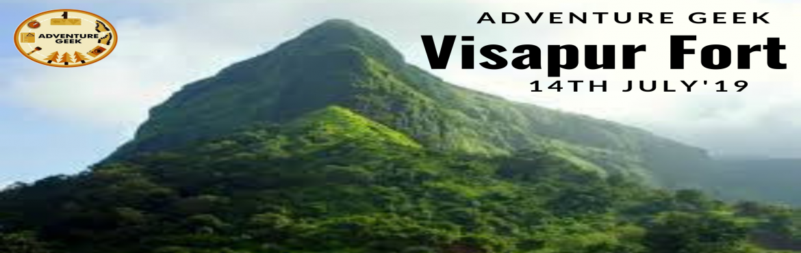 Book Online Tickets for one day monsoon trek to Visapur fort, Mumbai. Monsoon treks are an unforgettable experience. When you are on mountains there\'s no outside world,no noise or haste.There\'s only living in the rhythm of nature.  Adventure Geek comes up with a mind blowing experience of trekking at VISAPUR FORT.  W