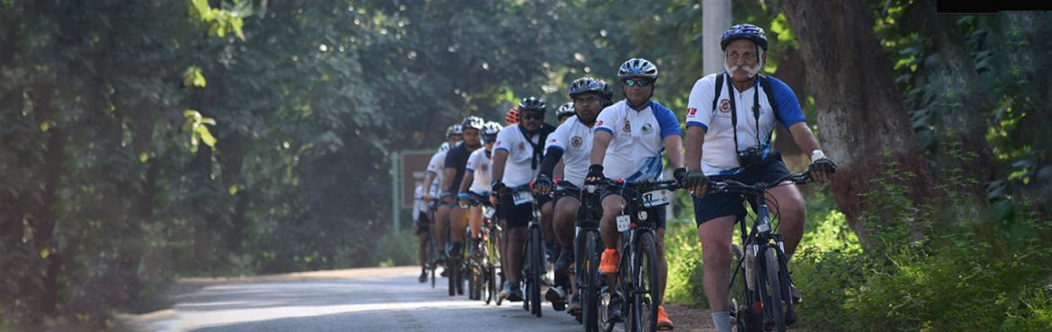 Book Online Tickets for Explore Satpura - Ride this Monsoon from, Bhopal.  Riding through unexplored paths and making way through twisty hills is indeed an adrenaline pumping adventure! Isn't it? This adventure trail with Madhya Pradesh will soon extend as the thrilling cycling tour 'Explore Satpura'