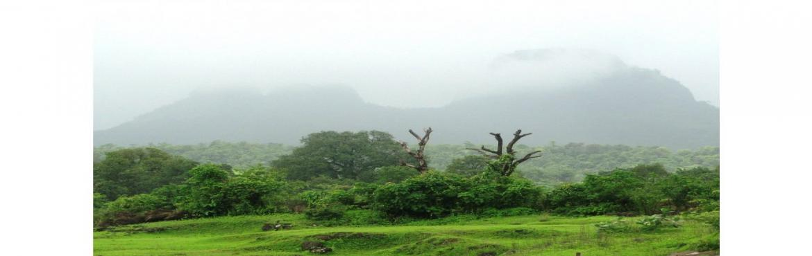 Book Online Tickets for Sarasgad Fort Trek, Pune.   Sarasgad is a small fort located to the east of Pali in Raigad District. It is also called Pagadicha killa because its shape resembles Puneri Pagadi. It is regularly visited by pilgrims and has steps leading to the top. The construction of the