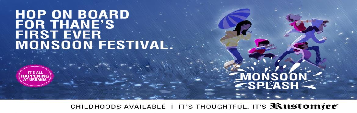 Book Online Tickets for Have a Hopping Good Time at The Monsoon , Thane. For the first time ever, probably, in the history of Thane is a festival that is completely dedicated to celebration of the monsoons. The Monsoon Splash gives everyone the opportunity to hop their way into some monsoon fun. It will be a combination o