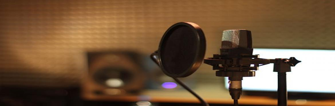 Book Online Tickets for Studio Recording Of Your Singing, Bangalore. Do you love Singing? Do you want to have aprofessional recordng which you can share with your friends and on social media? Have you ever felt that studio recording is very expensive and its a dream? We invite all the aspiring singers to record their
