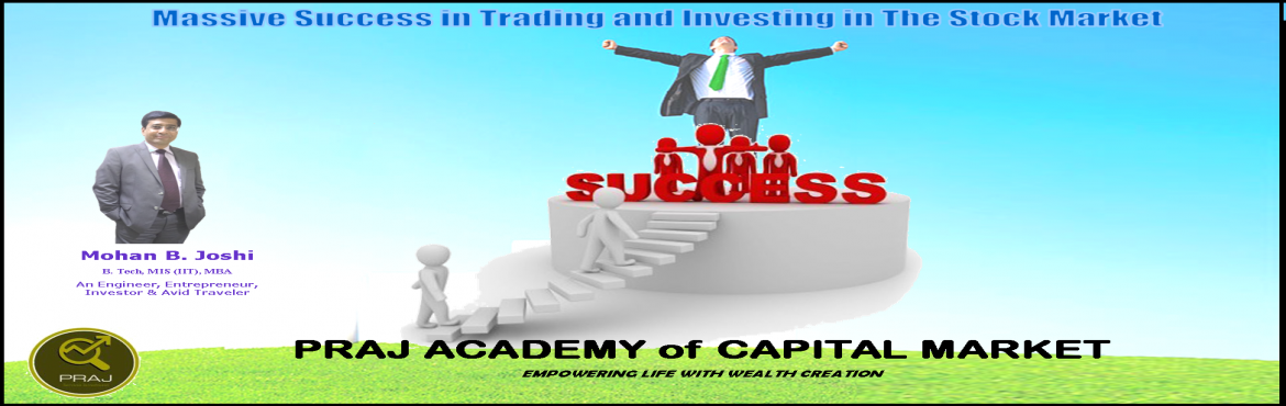 Book Online Tickets for Stock Market Success and Million Dollar , Mumbai. Wealth Creation with Money Management in Stock Market Venue:Andheri East, Mumbai28thJuly 2019, Sunday : 09.30 pm to 02.00 pm 55% booking already done. Limited seats are available…! To know and understand more about the money