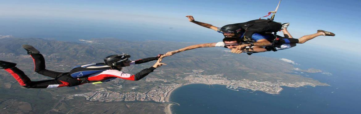 Book Online Tickets for Skydiving in India - Tandem Skydiving, Kurnool.  \