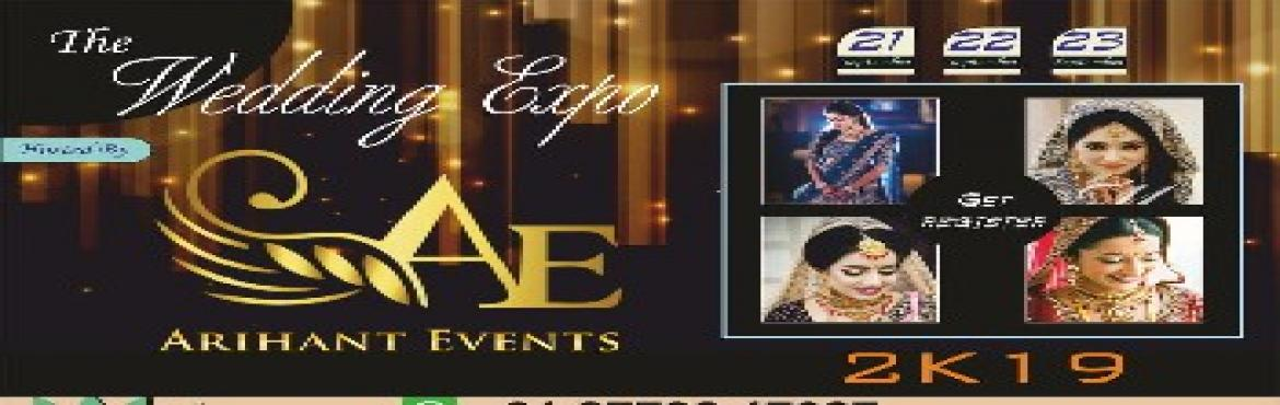 Book Online Tickets for The wedding expo, Indore.