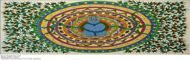 Book Online Tickets for Anubhav Nath- Director of Ojas Art Galle, New Delhi. What:Anubhav Nath- Director of Ojas Art Gallery presents - Message from the Trees, an exhibition of painting relating to Trees by Bhajju Shyam, Mayank Shyam , Ram Singh Urveti , Durga Bai & Subash Vyam and Abhishek Singh