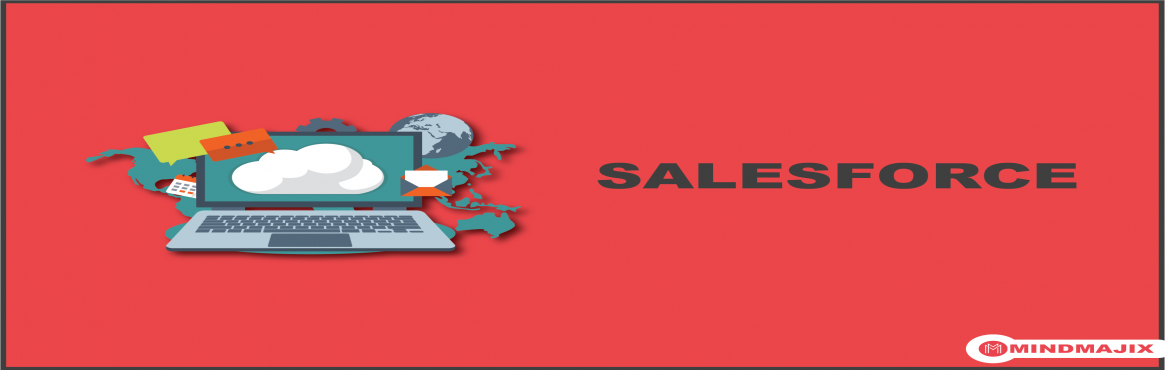 Book Online Tickets for Salesforce Developer Training By Experts, Bengaluru. Mindmajix Salesforce Developer training advances your skills and knowledge in building custom applications on the Salesforce platform using the programming capabilities of Apex code and Visualforce UI framework. It covers all the fundamentals of appl