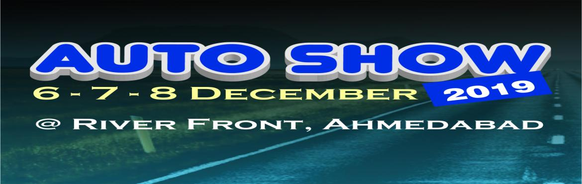 Book Online Tickets for Auto Show 2019, Ahmedabad. Aries Events PVT LTD organizing Auto Show 2019 on 6, 7, & 8 December 2019 at River front, Ahmedabad, India.Participant Profile:Auto Parts: Auto Spare Parts | Auto Engine Parts | Auto Rubber Parts | Auto Electrical & Electronic Parts |