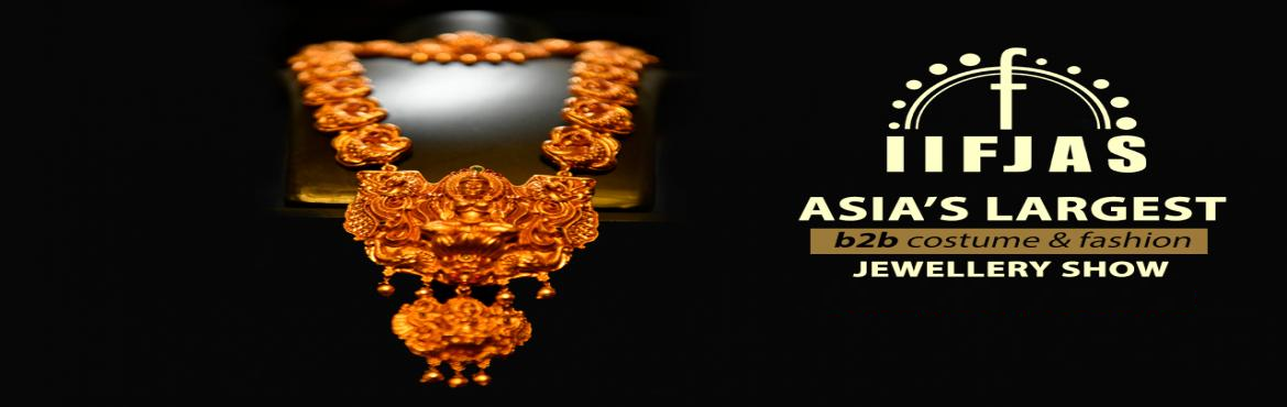 """Book Online Tickets for IIFJAS Mumbai 2019, Mumbai. The India International Fashion Jewellery & Accessories Show is notably known as the Face of the Costume & Fashion Jewellery Industry of India. Also nick-named as the """"official platform"""" for the industry, IIFJAS is all set to offe"""