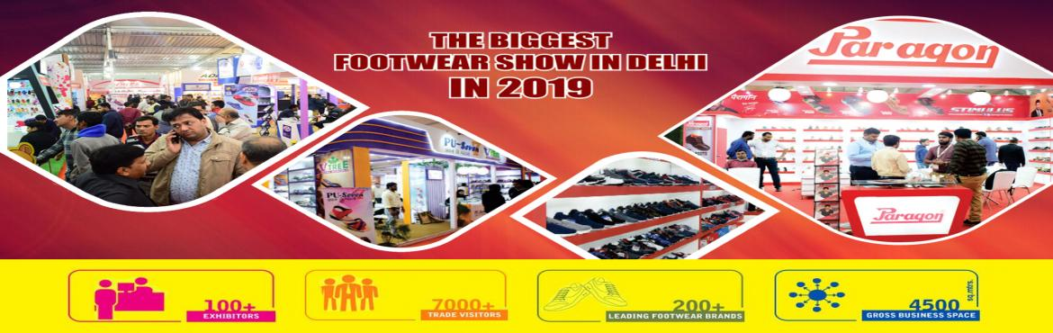 Book Online Tickets for Footwear India Expo 2019, Delhi. Footwear India Expo - 10th Edition is going to be held from 17, 18, 19 August 2019 at DDA Ground, Beside Japanese Park, Near Rithala Metro Station, Rohini, Delhi - 110085, INDIA. Footwear India Expo is the Only B2B Event Where Brand Manufacturers, Wh
