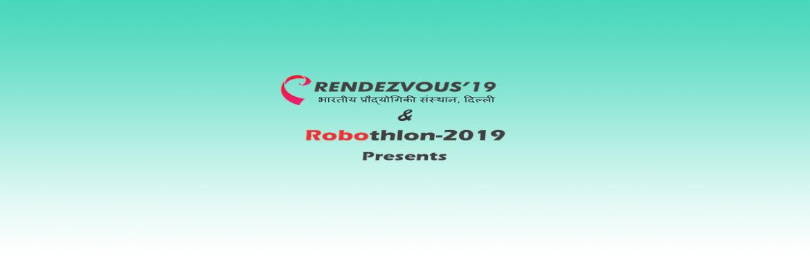 Book Online Tickets for Robothlon-2019 (Slot-1) 3rd October 2019, New Delhi. Robothlon 2019 is a national workshop series organized by Robosapiens India in association with RENDEZVOUS2019 IIT Delhi. We are Robosapiens India Publications an IIT-Bombay alumni venture. It gives us great pleasure to introduce Robothlon 2019. We o