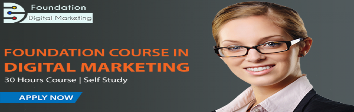 Book Online Tickets for Foundation Course in Digital Marketing -, Mumbai. The Foundation Course in Digital Marketing brings about a TRANSFORMATION. Anyone who does this course, can make an informed decision about the choices offered by Digital Marketing. The impact of this transformation on the lives of the course particip