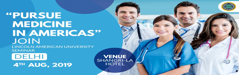 Book Online Tickets for MBBS Admission Seminar In Delhi, Delhi.