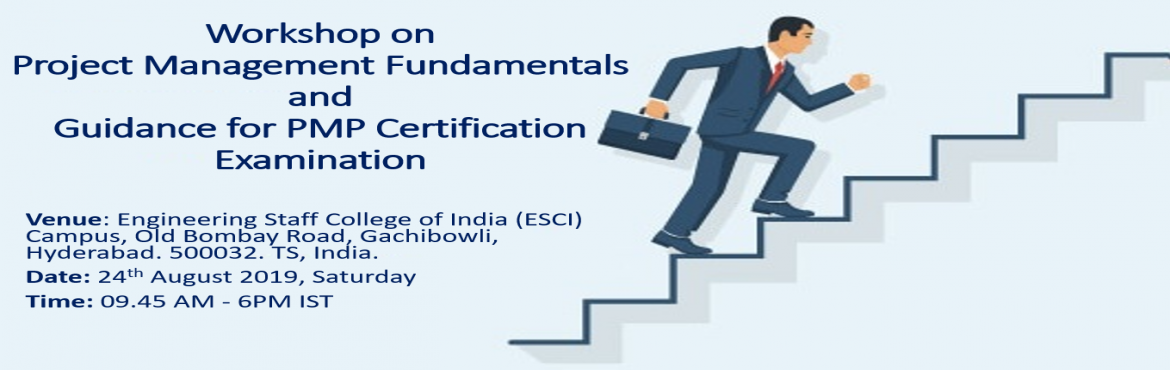 Book Online Tickets for Workshop on Project Management Fundament, Hyderabad. INTRODUCTION What is Project Management? Project Management is the application of the knowledge, skills, tools and techniques to the project activities to meet the project requirements. Project Management Professional (PMP) Certification The Pr
