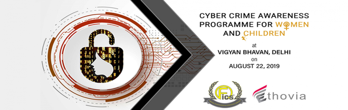Book Online Tickets for CyberCrime Awareness Program for Women a, New Delhi.  Cyber Security Awareness Programme is an upcoming awareness program for women and children, to raise the issues like cyberbullying, revenge porn, cyber attacks, bank theft, identity frauds, child pornography, cyber threats, stalking and much mo