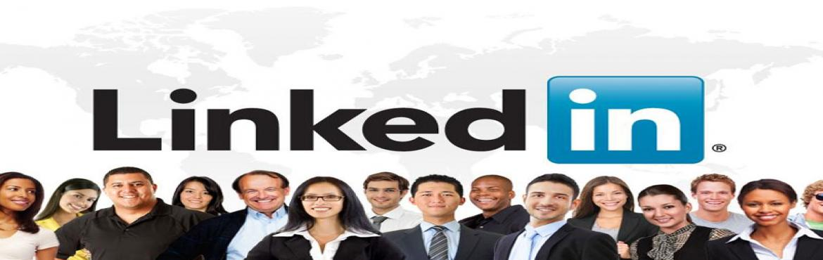 Book Online Tickets for LinkedIn for Business, Mumbai. Would you like to attract top professionals/entrepreneurs and high paying clients by building a solid professional brand profile on LinkedIn that works great for you personally and in your professional growth of your brand/business?  If your an