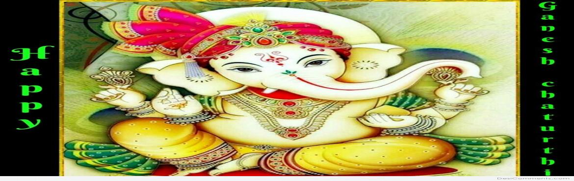 Book Online Tickets for Eco friendly Ganesha Making, Hyderabad. let\'s conserve nature,furture and celebrate this Ganesh Chathurthi with joy and devotion, make with your own hands Eco friendly Idol of Ganapati.Charges-250For 6 years and above.