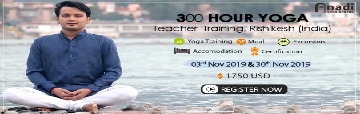 Book Online Tickets for 300 Hour Yoga Teacher Training in Rishik, Rishikesh. Anadi Yoga Centre offers residential 300 hour yoga teacher training in Rishikesh, India. Our courses are certified by Yoga Alliance. We serve to provide our students with an understanding of traditional Hatha & Ashtanga practice while sharing tea