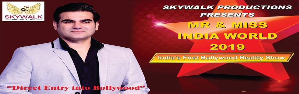 Book Online Tickets for Mr And Miss India 2019 Registration, New Delhi. Mr & Miss India 2019 Registration for biggest modeling beauty pageant mr & miss india 2019 season by skywalk productions modeling acting casting company in Delhi. Skywalk productions presents top modeling show judging bollywood Actor di