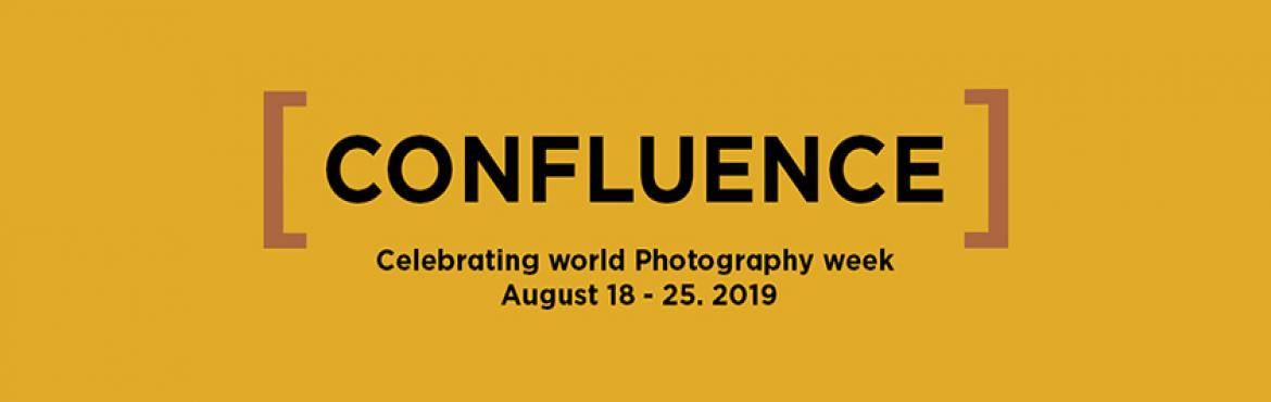 Book Online Tickets for CONFLUENCE Celebrating world photography, Hyderabad. CONFLUENCE - a world photography week by gallery 78 is a week-long celebration of photography by  several events from 18th to 25th August marking the World Photography Day on 19th August.  An exhibition of original photographs by The Royal