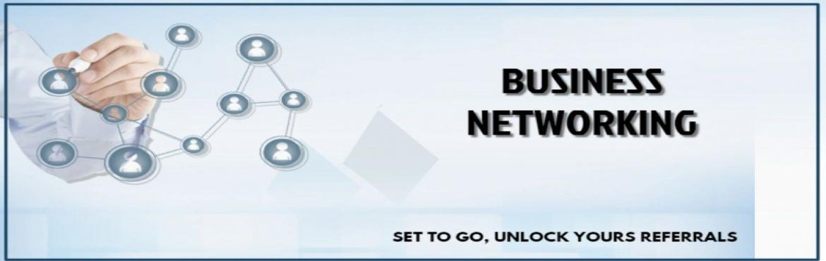 Book Online Tickets for Set 2 Go, Unlock your Referrals, Mumbai.  The first thing that prevents us from building a strategic network is our mindset that networking is self-serving. And when we believe that any attempt to establish relationships is only for our benefit, we are less inclined to pursue these co