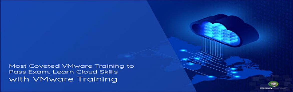 Book Online Tickets for VMware vSphere: ICM  V6.7 Live Virtual T, New York. Virtualization is growing its market, do you need to validate your skills in VMware? Mercury Solutions VMware exam prep training is what you must go for to pass the VMware exam in the first attempt. Mercury Solutions has more than 97% exam passing ra