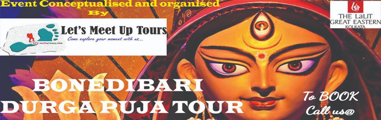Book Online Tickets for BONEDIBARI PUJA PARIKRAMA - NAVAMI, Kolkata. Itinerary ØSovabazar Raja Radha Kanta Dev Estate ØMaharaja Naba Krishna Dev Puja Bari ØNilmani Mitra Puja Bari ØChatu Babu Latu Babu Ø&nb