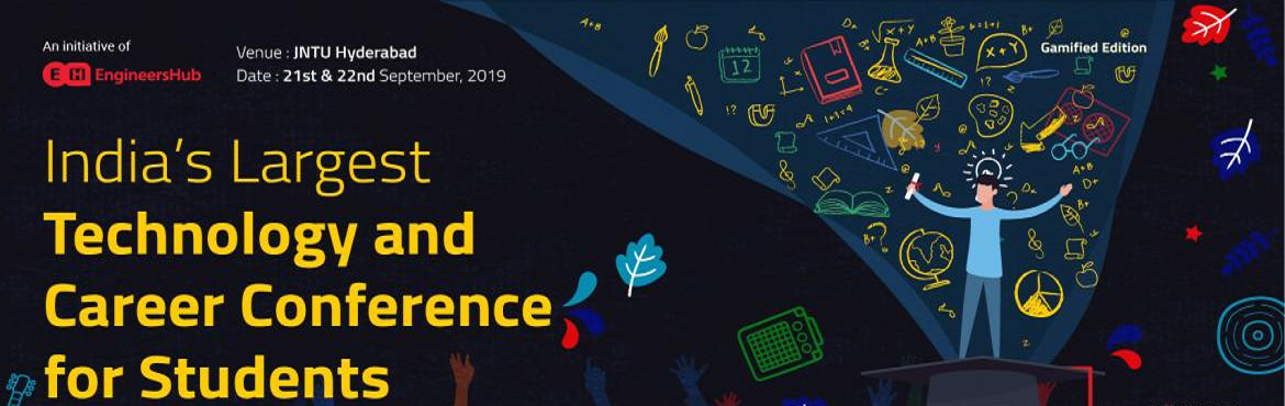 Book Online Tickets for AliensFest 4.0 - Technology and Career C, Hyderabad. It gives us immense pleasure to introduce AliensFest (Formerly TheTechFest) which is an India\'s Largest Independent Technology and Career Conference for Students & Young graduates, hosted by EngineersHub.EngineersHub is an online platform for bu