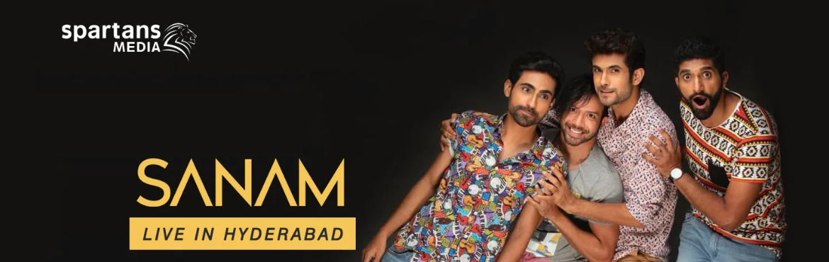 Book Online Tickets for SANAM - Live in Concert, Hyderabad. They touch our souls and bring out the beauty of love, pain, and happiness! India's only independent Indian band to cross 6 million YouTube subscribers, one of the quickest Indian artists to rise to stardom - Sanam will be spreading love to Hyd