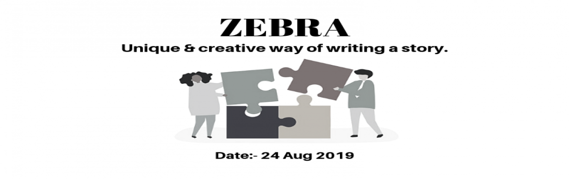 Book Online Tickets for Zebra - Unique and Creative Way of Writi, Mumbai. Hey all, Here comes ZEBRA for you crazy book lovers The ultimate solitary clubs, Awkworld Book Readers club in association with Stanza House Poetry Club has come up with a Black and White event for avid book readers and lovers. Zebra is a unique and