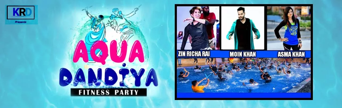 Book Online Tickets for Aqua Dandiya and Fitness , Hyderabad.   Event Name: Aqua Dandiya and Fitness  Date: 6th October Sunday 2019 Time 10am to 1pm Venue : Fitso SEALs 1-98/15/7, VIP Hills, Jai Hind Nagar Colony, Madhapur, Hyderabad, Telangana 500081 Featuring  Aqua Dandiya By Moin Khan Aqua Fitness Dance
