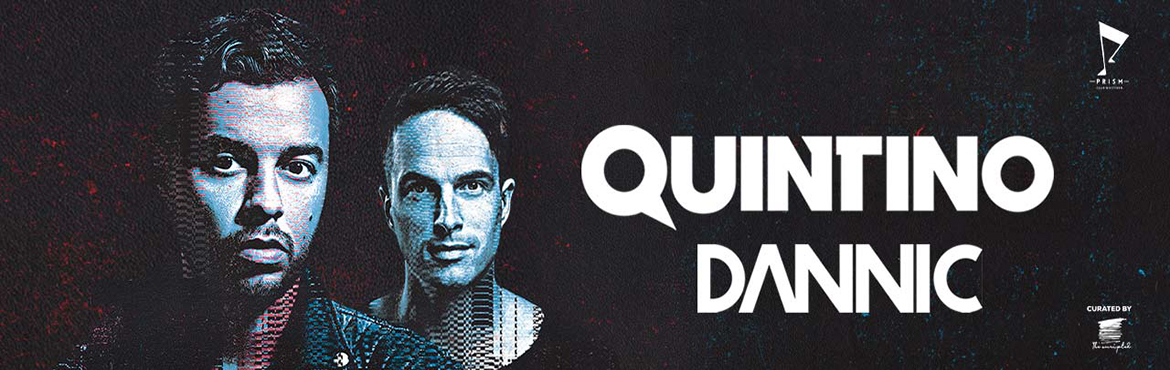 Book Online Tickets for Big Saturday with Quintino and Dannic at, Hyderabad. It's that time of the year again, Come one, come all, let's unite in white! Quintino is a Dutch DJ and record producer performed on larger stages and he was named no.30 in the DJ Magazine. Dannic is a Dutch DJ and EDM producer. Known for