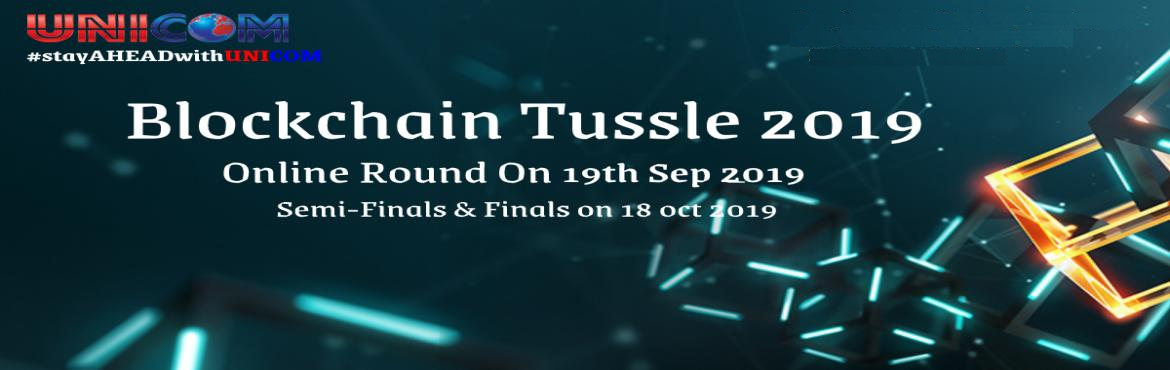 Book Online Tickets for Blockchain Tussle 2019, Bengaluru. The 2nd edition of the annual corporate quiz contest Blockchain Tussle is here!! Purpose of this contest is to identify India\'s most knowledgeable professional in Blockchain. The topics will be generic to make the contest fun and competitive. Will y