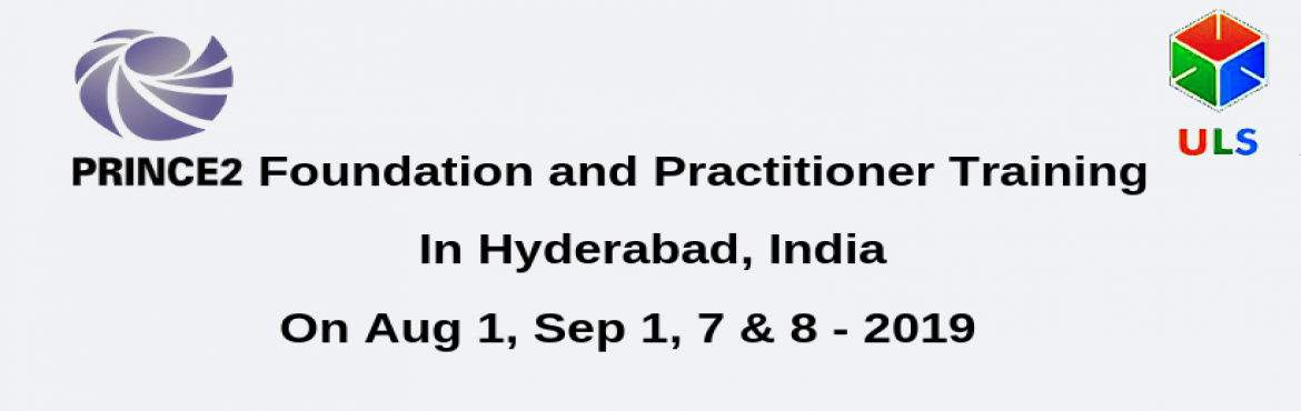 Book Online Tickets for PRINCE2 Certification Training Course in, Hyderabad. Ulearn Systems Offers PRINCE2 2017 Foundation Practitioner Certification Training in Hyderabad, India, Enroll for PRINCE2 2017 Foundation Practitioner Training in Hyderabad, India achieve organizational objectives at the workplace. PRINCE2®