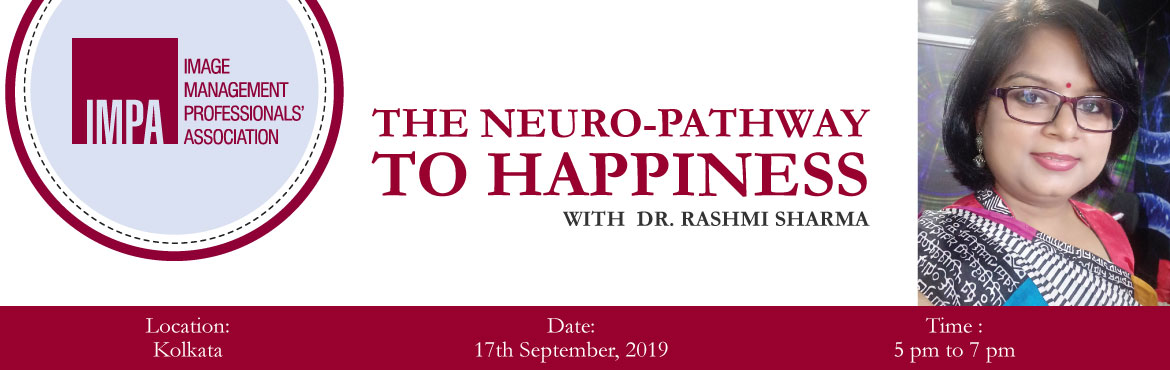 Book Online Tickets for The NeuroPathway to Happiness, Kolkata. ABOUT THE EXPERT - Dr. Rashmi Sharma   Dr. Rashmi Sharma is the founder of Midbrain Activation Academy. She is a Certified Midbrain Activation Trainer, QSR Trainer, NLP Trainer and Hypnotherapist. She is also a Certified Homeopathic Practitione