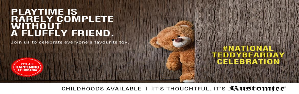 Book Online Tickets for Teddys Day Out at Leons World Centre, Thane. If anyone was asked to name the first stuffed toy they ever had, the answer would probably be a teddy bear. Those cute and cuddly little bears that come in a variety of colours and personalities are a mandatory childhood accessory. Teddy bears make u