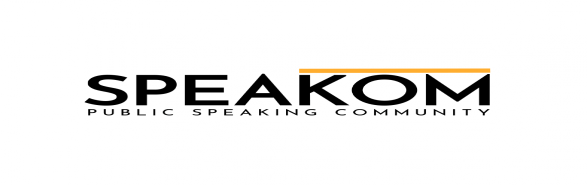 Book Online Tickets for Speakom - Public Speaking Community, New Delhi. Speakom is a Public Speaking Community that organizes public speaking events in Delhi every weekend on Sunday.  Are you afraid of public speaking? Do you fumble your words while speaking on stage? Do you run out of things to