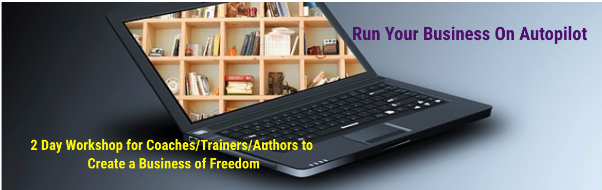 Book Online Tickets for Autopilot Business System - 2 Day Specia, New Delhi. 2-Day workshop to go into autopilot mode by creating awesome world-class online courses and mastering the platforms and tools required Build the system to run your coaching/Training business on autopilot In this course, Nilesh Goswami is going