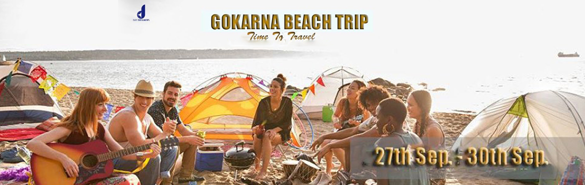 Book Online Tickets for Gokarna Beach Trip - Sep. Edition, Bengaluru. Gokarna Beach Trip - Sep. Edition:  Here is the September Edition trip to Gokarna..!!Gokarna is not very conventionally touristy. The beaches are meant for a slow, relaxed holiday and everything on the beach goes at the same relaxed pace. Gokarna is