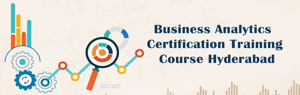 Book Online Tickets for data scientist training in hyderabad, Hyderabad. ExcelR offers Data Science course in Hyderabad, the most comprehensive Data Science course in the market, covering the complete Data Science lifecycle concepts from Data Collection, Data Extraction, Data Cleansing, Data Exploration, Data Transformati