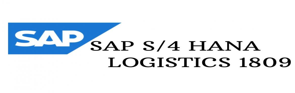 Book Online Tickets for SAP S/4 HANA Logistics Online Training a, Pune. Gaurav Learning Solutions going to start new batch on SAP S/4 HANA Logistics from 16th Sep 2019 on weekdays only.  Course contents: https://www.gauravconsulting.com/sap-s4-hana-logistics  Demo video:https://youtu.be/ba9tsCtm6gQ