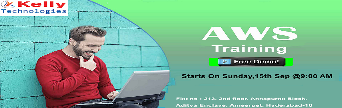 Book Online Tickets for Attend Free Demo on AWS Training-Interac, Hyderabad. Kelly Technologies is about to conduct a free workshop on AWS attended by the highly skilled experts to create awareness among the youth regarding the prominence of AWS in the present generation and the multiple benefiting factors it offers lik