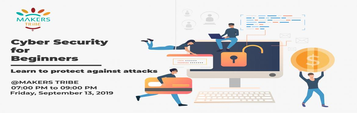 Book Online Tickets for Cyber Security for Beginners, Chennai. Cyber Security is something everyone should know. The basic understanding of cyber attacks will be helpful to prevent various attacks. Learn Cyber Security from an industry expert who worked for years in a famous Antivirus firm.Please find the