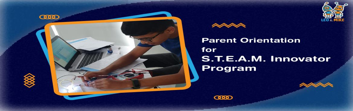 Book Online Tickets for STEAM Innovator Program - Parent Orienta, Hyderabad. About Us: We are a new-age learning company that functions on age-old wisdom. We create interdisciplinary, project-based and problem-based learning programs. Our core pedagogies are experiential learning and iterative design thinking. We combine curi